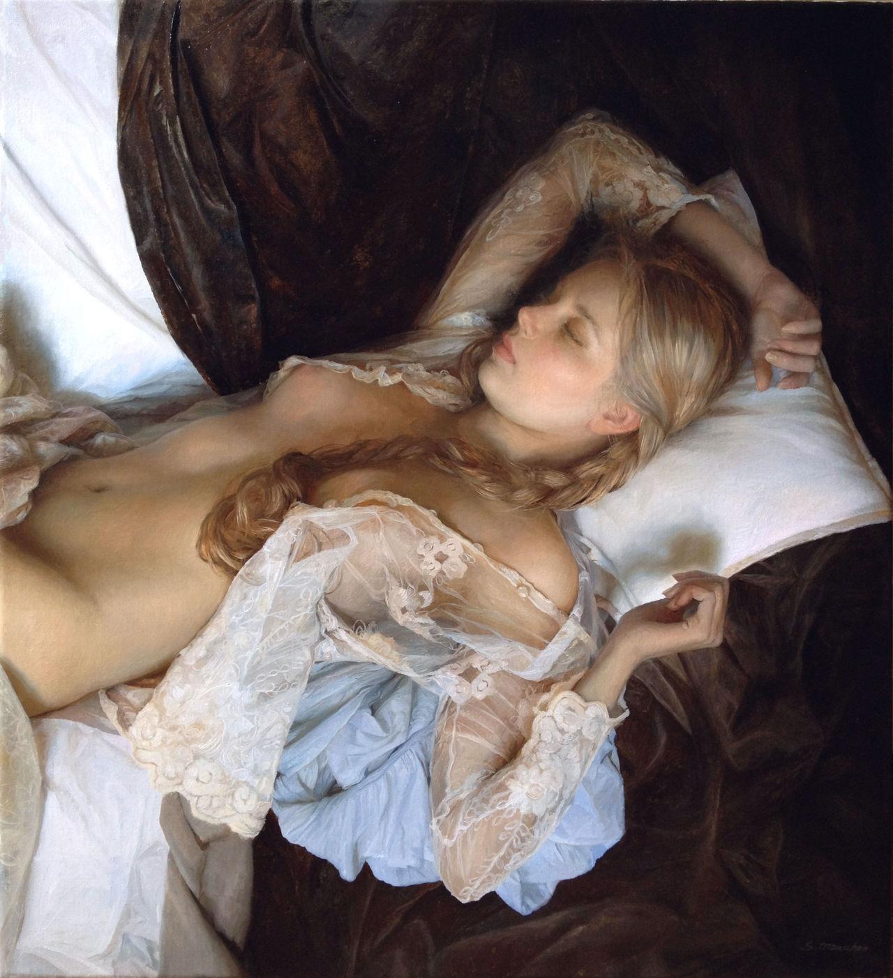 Эротические портреты