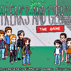 FREAKS-AND-GEEKS-GAME