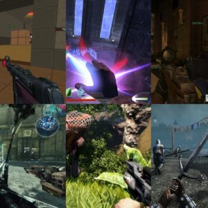 Top 6 Non-MMS Shooters 2