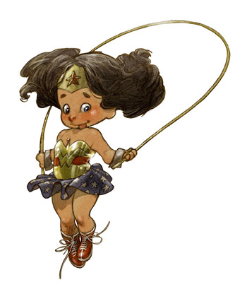 kid-wonder-woman