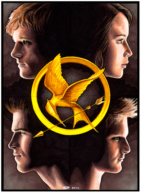 3 HUNGER GAMES