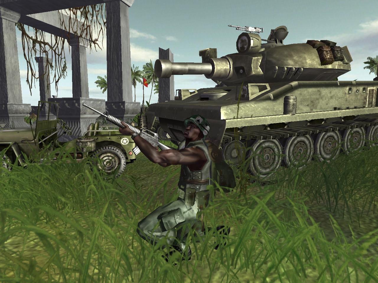 """Electronic Arts, Battlefield Vietnam, 2004. Yasaklanacak oyunlar listesinde """"cinsellik çağrıştıran temalar""""la betimleniyor."""