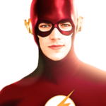 the_flash_grant_gustin_by_kyomusha-d6m8cg1