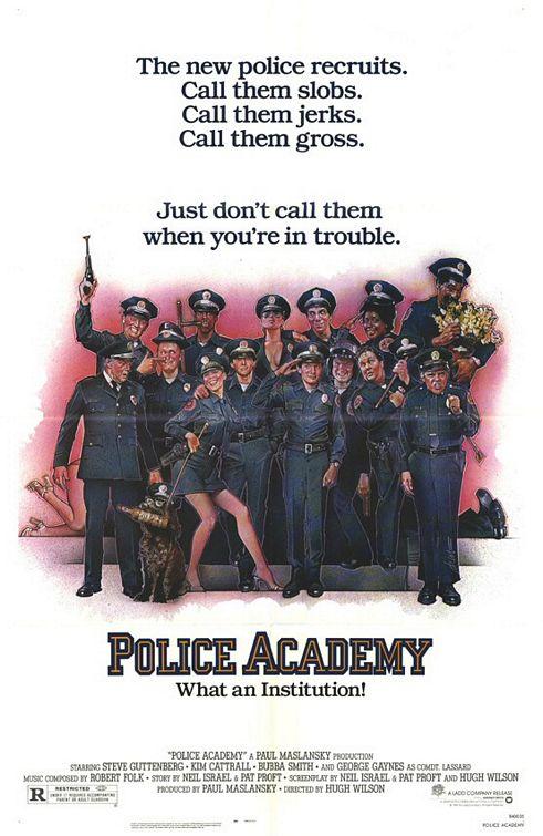 1 police academy