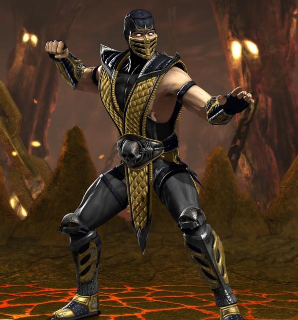 4 Scorpion