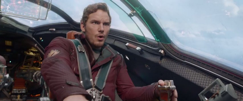 guardians of the galaxy fragmanı