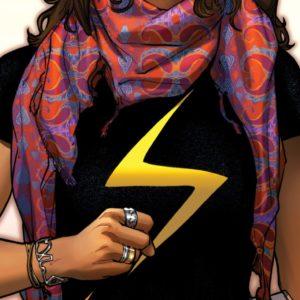 Ms. Marvel Manşet