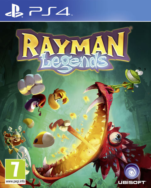Rayman Legends Next Gen