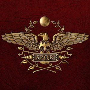 SPQR-kartal-logo