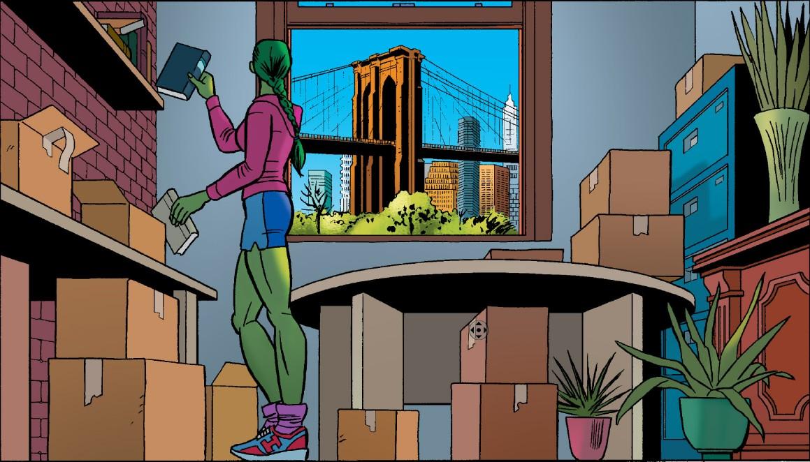 She-Hulk 1 1