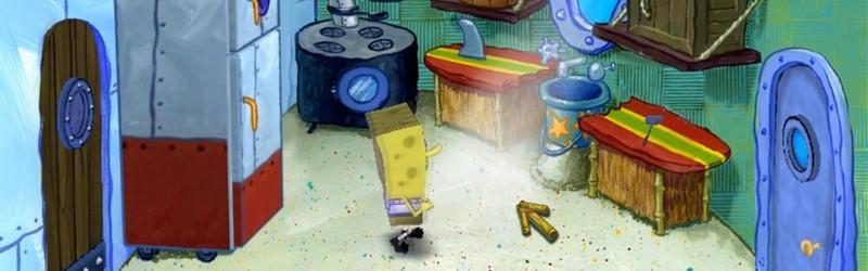 Çizgi Film Oyunu SpongeBob