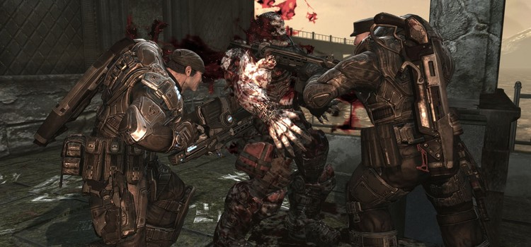15 Gears of War 2