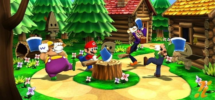 3 Mario Party 9