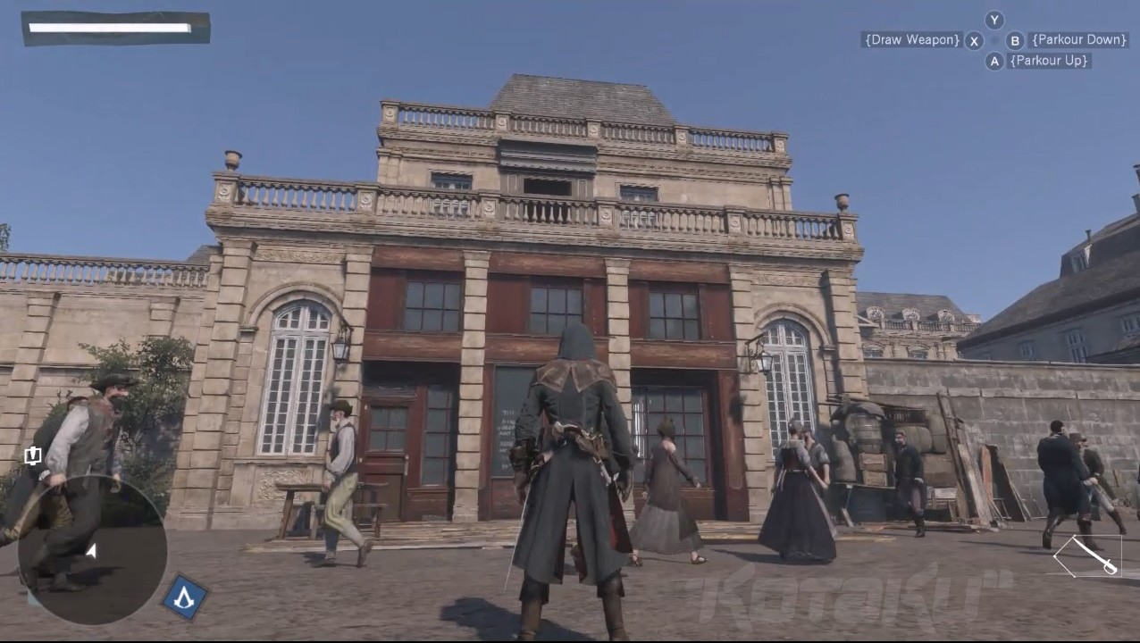 Assassin's Creed - Unity 6