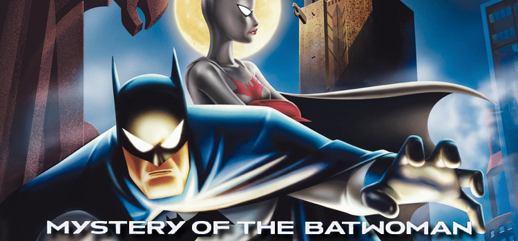 Batman Mystery of the Batwoman