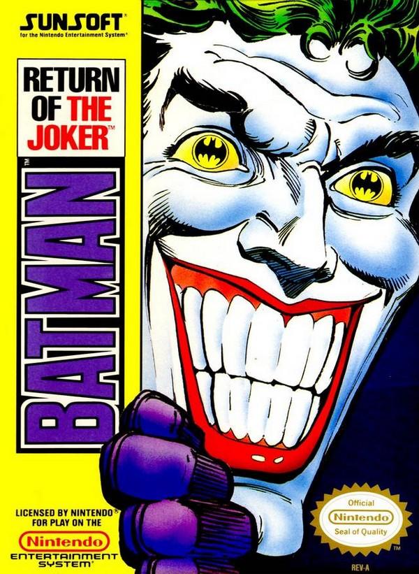 Batman - Return of the Joker