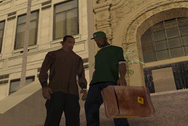 Grand Theft Auto - San Andreas 16