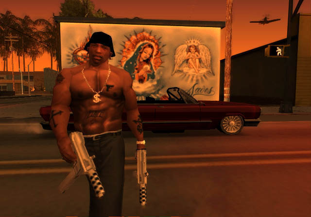 Grand Theft Auto - San Andreas 8