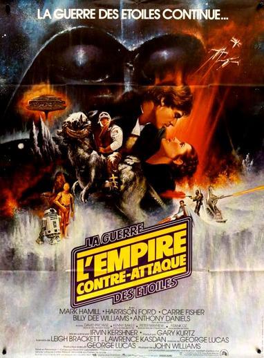 Fransa Star Wars, 1980