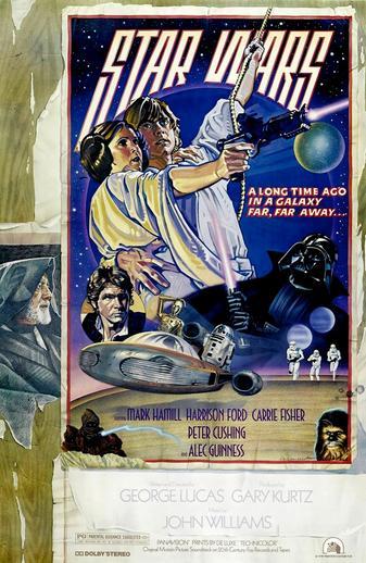 Amerika Star Wars, 1980