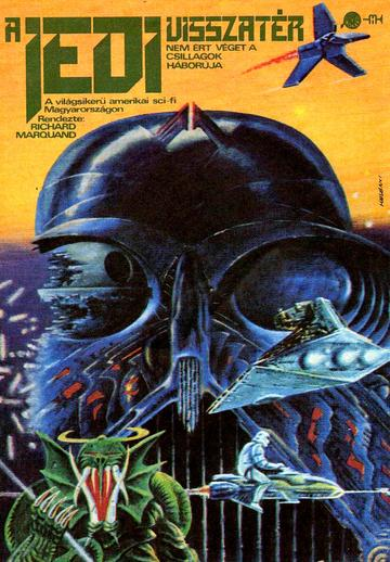 Macaristan Star Wars, 1984