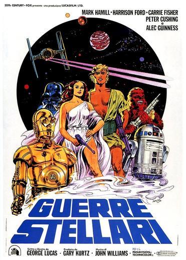İtalya Star Wars, 1977