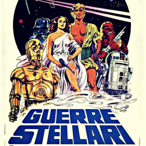 Bambaşka Kafada 14 Antika Star Wars Posteri!