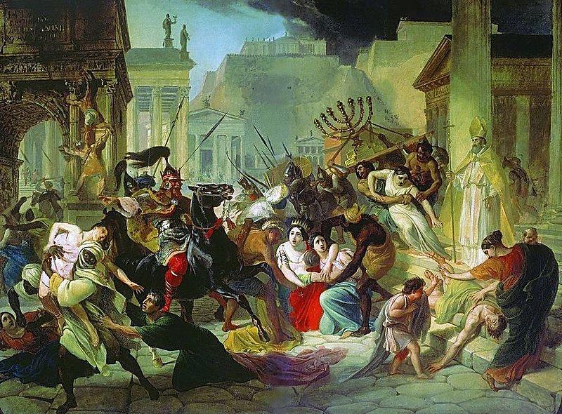 Batı Roma'nın Çöküşü - Genseric