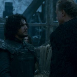 Game of Thrones S04E04 Jon Snow