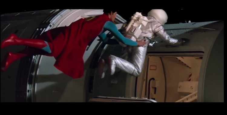 Superman Gravity