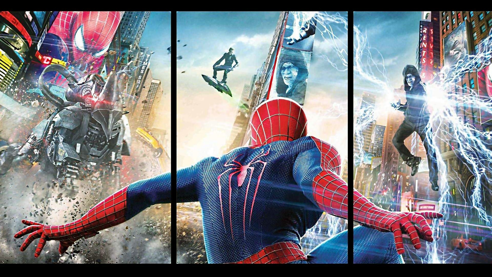 The Amazing Spider-Man 2 AFIS