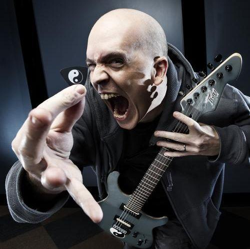 Devin Townsend the Omniscient
