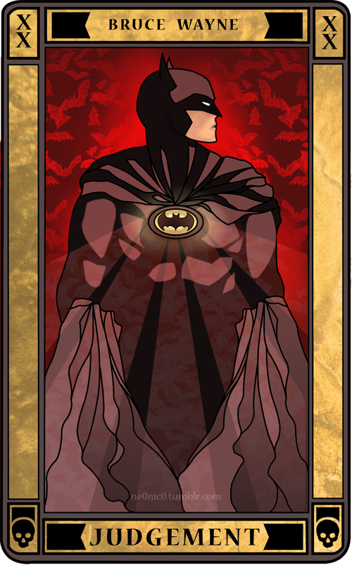 judgement-bruce wayne