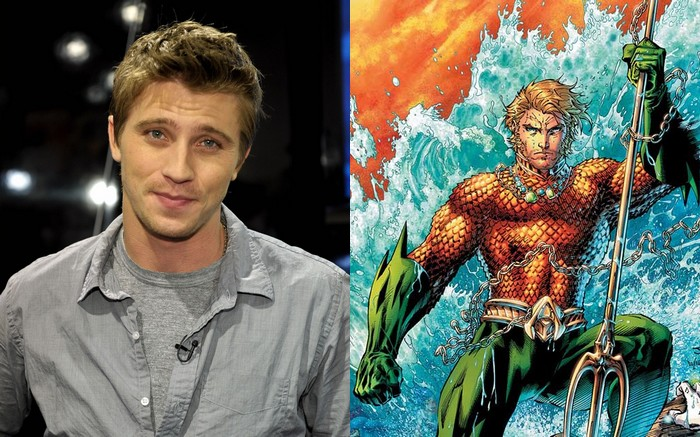 Aquaman - Garrett Hedlund