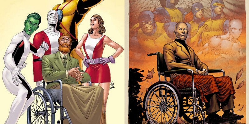 Doom Patrol - X-Men