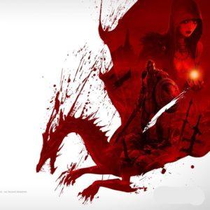 Dragon Age Origins Cover