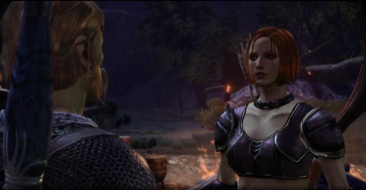 Dragon Age Origins Leliana