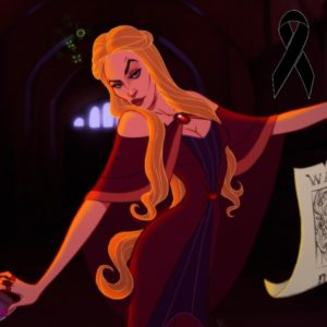 Game of Thrones Disney Cersei Lannister