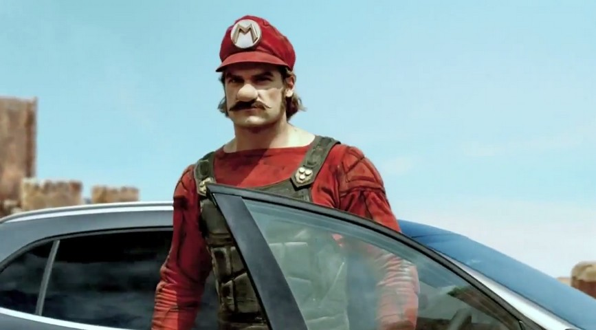 Mario CREEPY