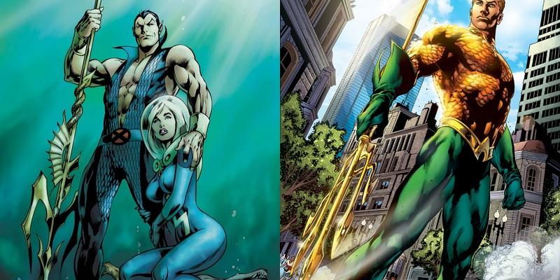 Namor - Aquaman