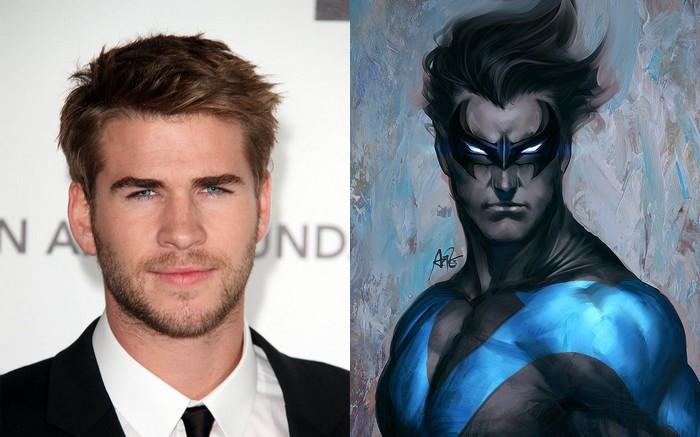 Nightwing - Liam Hemsworth