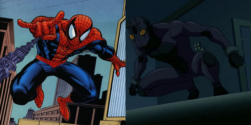 Spider-Man - Black Spider