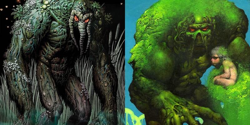 Swamp Thing - Man-Thing
