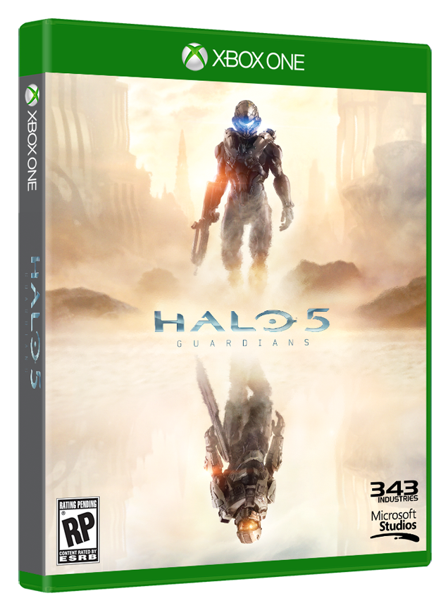 Halo 5 Kapak Görseli - Halo 5 Cover Art