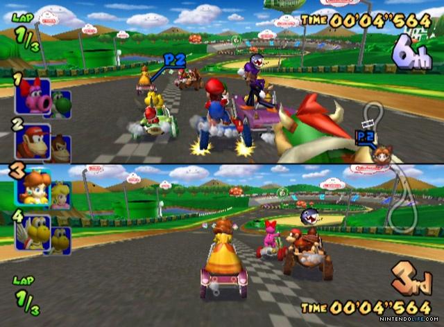 1 Mario Kart DD