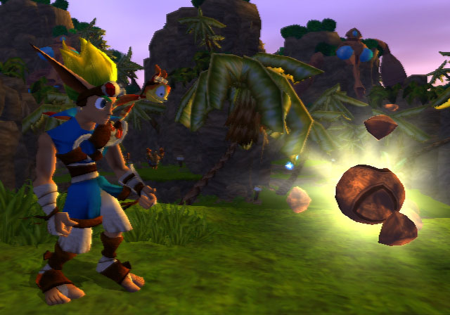 2 Jak and Daxter The Precursor Legacy