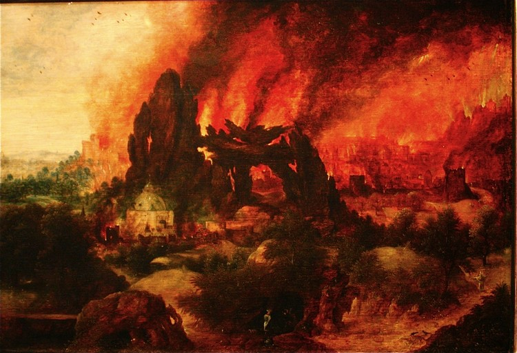 3 Sodom Gomora