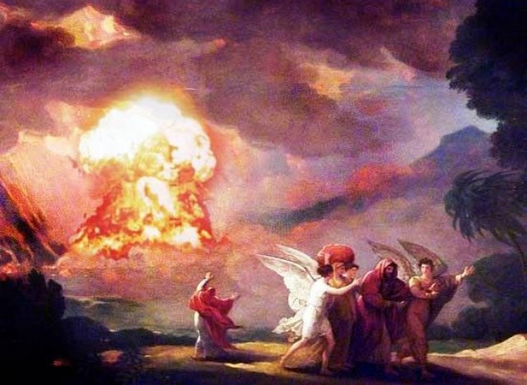 4 Sodom Gomora