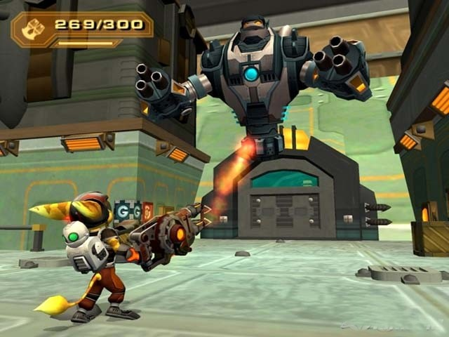 7 Ratchet and Clank