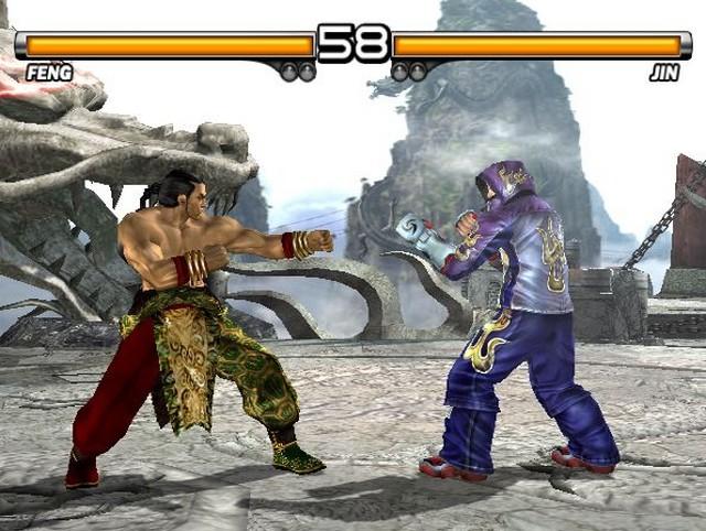 8 Tekken 5